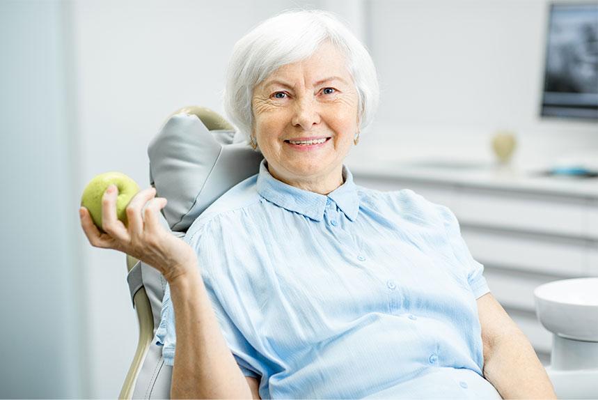 Dentist For Seniors Regina, SK