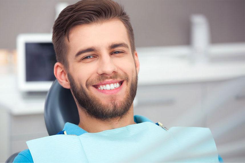 Dentist Performing Tooth Crown Procedure in Regina, SK